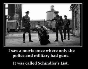 Best argument ever against gun control.
