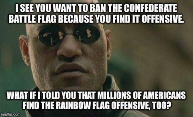 ban confederate flag
