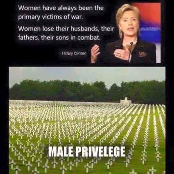 Male Privlege