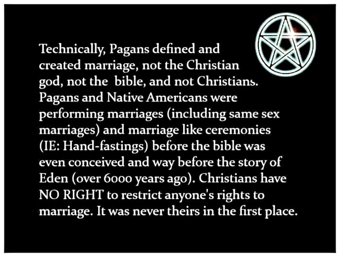 No Christian Rights