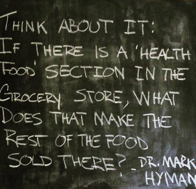 quote from dr hyman